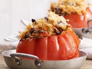 Gefüllte Tomaten aus dem Ofen Rezept