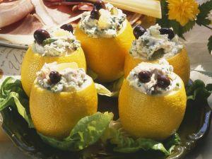 Gefüllte Zitronen Rezept