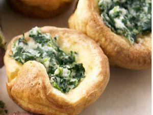 Gefüllter Yorkshire-Pudding Rezept