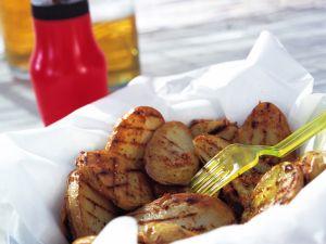 Gegrillte Kartoffeln Rezept