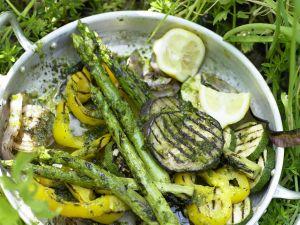 Gemüse grillen Rezepte