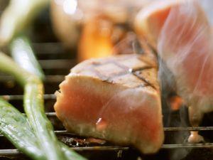 Gegrilltes Thunfischsteak Rezept