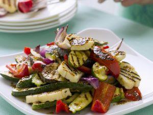 Gemischtes Grill-Gemüse Rezept