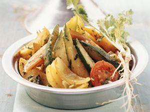 Gemüse aus der Tajine Rezept