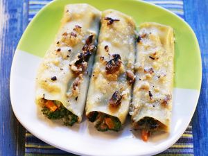 Gemüse-Cannelloni Rezept