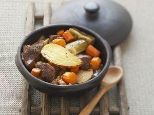 Gemüse-Fleischeintopf auf elsässische Art Rezept