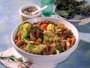 Gemüse-Gratin Rezept