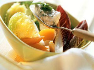 Gemüse mit Quark Rezept