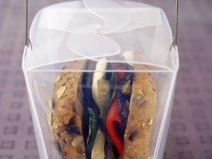Gemüse-Sandwich Rezept