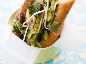 Gemüse-Sandwiches Rezept
