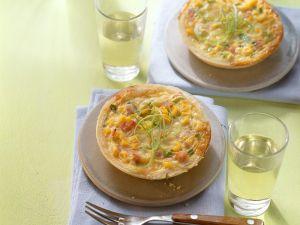 Gemüse-Torteletts Rezept
