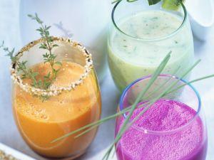 Gemüsedrinks Rezept