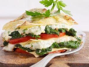 Spinat-Lasagne Rezepte