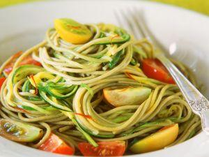 Gemüsenudeln Rezept