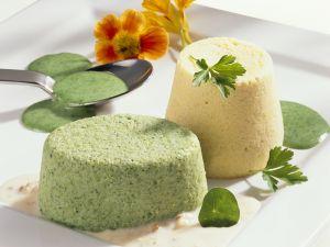 Gemüsesouffles Rezept
