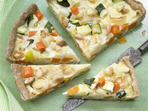 Gemüse-Tarte Rezept