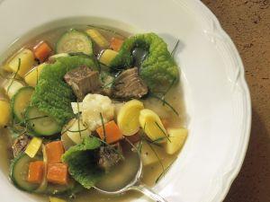 Gemüsetopf auf Altdeutsche Art Rezept