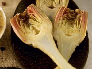 Geschmorte Artischocken Rezept