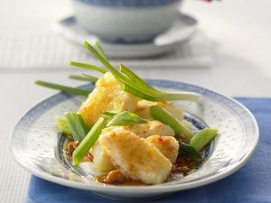 Geschmorter Fisch im Sichuan-Stil Rezept