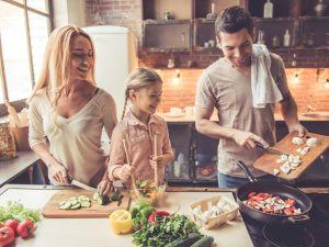 Gesünder Kochen & Essen in fünf Schritten