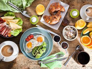 Wie sieht ein gesundes Frühstück aus?