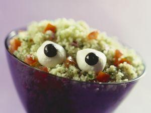 Glotzaugen-Salat mit Bulgur Rezept