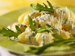Gnocchi mit Käsesauce Rezept