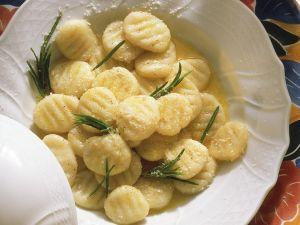Gnocchi mit Rosmarin Rezept
