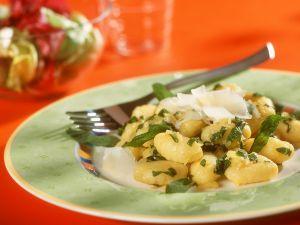 Gnocchi mit Salbeibutter Rezept