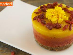 Goji-Beeren Mango Törtchen Rezept