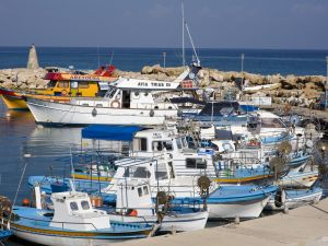 Showdown auf Zypern
