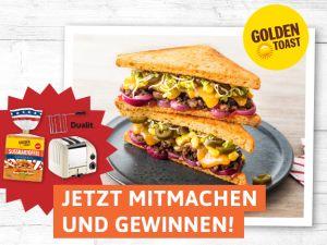 Sandwich-Newcomer und Dualit Toaster zu gewinnen
