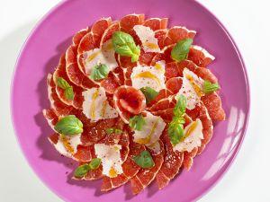 Grapefruitsalat Rezept