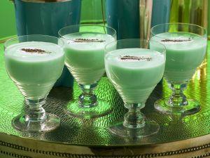 Grasshopper-Cocktail Rezept