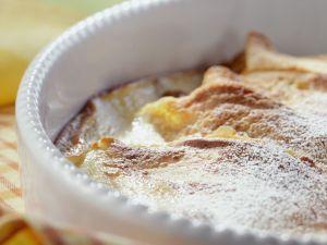 Gratinierte Quark-Pfannkuchen Rezept