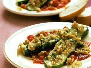 Gratinierte Zucchini Rezept