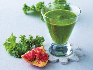Rezepte: Grüne Smoothies mit Grünkohl