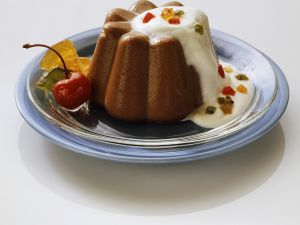Grieß-Schokoladenpudding Rezept