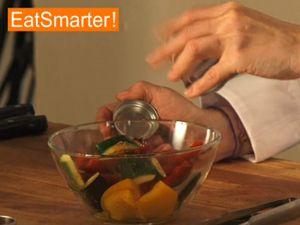 Video: Grillgemüse vorbereiten