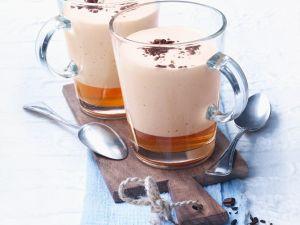 Grog mit Kaffee-Milch Rezept