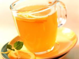 Grog mit Zitrone Rezept