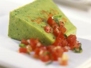 Grüne Spargelterrine Rezept