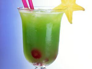 Grüner Cocktail Rezept
