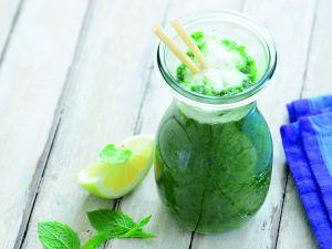 Green Energy Smoothie Rezept