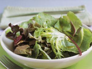 Grüner Salat Rezept