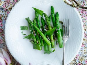 Grüner Spargel Rezepte Rezepte