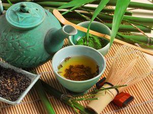 Grüner Tee mit Schadstoffen belastet