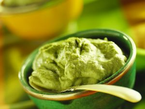 Grüner Tee-Creme Rezept