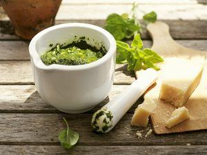 Grünes Pesto Rezept