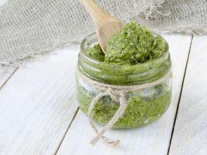 Grünes Spargelpesto selber machen